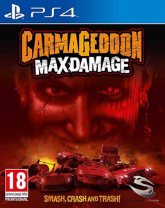 Carmageddon Max Damage PS4