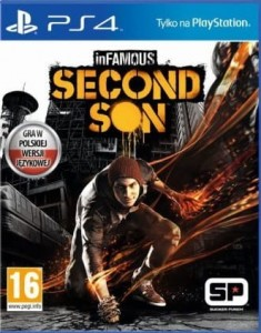 InFamous: Second Son PL PS4