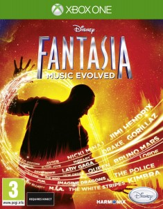Fantasia Music Evolved  Używana XBOX ONE