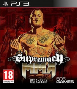 Supremacy MMA PS3