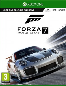 Forza 7 Motorsport PL XBOX ONE