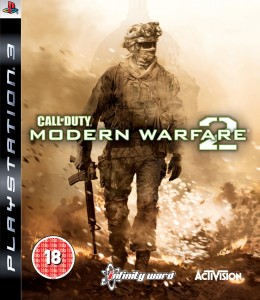 Call of Duty:Modern Warfare 2 Używana PS3