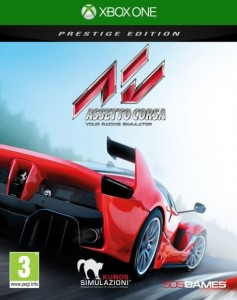 Assetto Corsa Prestige Edition PL XBOX ONE