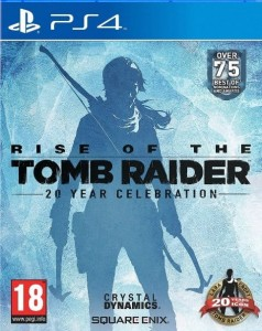 Rise of the Tomb Raider: 20 Year Celebration PL PS4