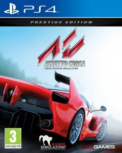 Assetto Corsa Presige Edition PL PS4