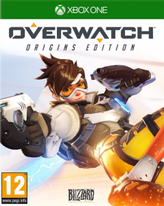Overwatch Origins Edition PL XBOX ONE
