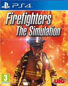 Firefighters The Simulation PL PS4