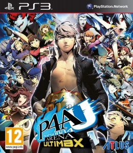 Persona 4 Arena: Ultimax  PS3