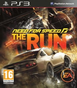 Need for Speed:NFS The Run PL Limited Ed PS3