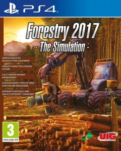 Forestry 2017 The Simulation PL PS4