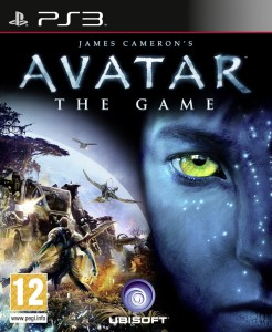 Avatar:The Game Używana PS3