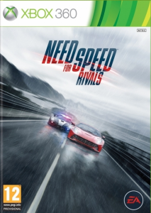 Need for Speed Rivals PL XBOX 360