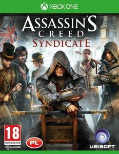 Assassins Creed Syndicate PL XBOX ONE