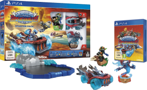 Skylanders: SuperChargers - Starter Pack PS4