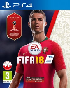 FIFA 18 PL World Cup Edycja PS4