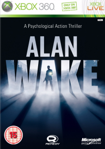 Alan  Wake PL XBOX 360 / ONE