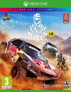 Dakar 18 Day1 Edition XBOX ONE