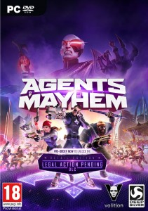 Agents of Mayhem D1 PL PC