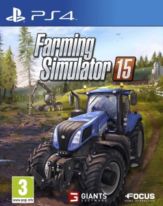 Farming Simulator 15  PL  PS4