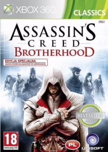 Assassin's Creed: Brotherhood PL Edycja Specjalna XBOX 360