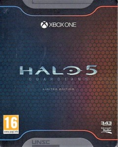 Halo 5: Guardians  PL Limited Edition XBOX ONE