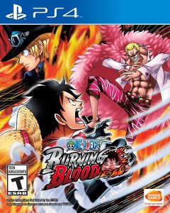 One Piece Burning Blood PS4
