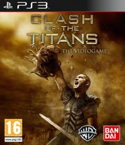 Clash of the Titans Używana PS3