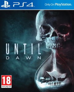 Until Dawn Używana PS4