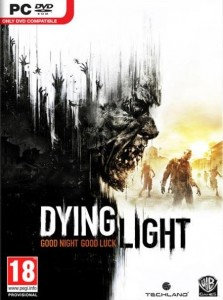 Dying Light PL BOX+DVD bez klucza PC