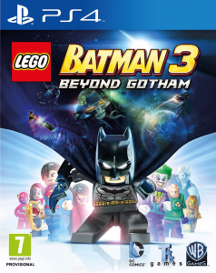 LEGO Batman 3 PL PS4