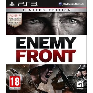 Enemy Front: Limited Edition  PL PS3