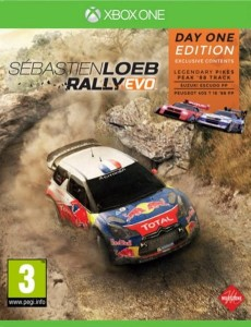 Sebastien Loeb Rally Evo Day One PL XBOX ONE