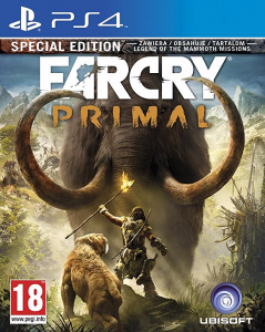 Far Cry Primal Special Edition PL PS4