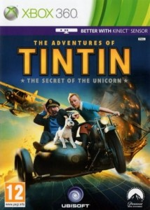 The Adventures Of Tintin Używana XBOX 360