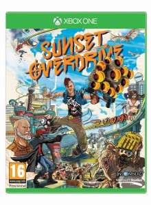 Sunset Overdrive PL DAY ONE XBOX ONE