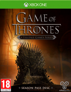 Game of Thrones  Gra o Tron  XBOX ONE