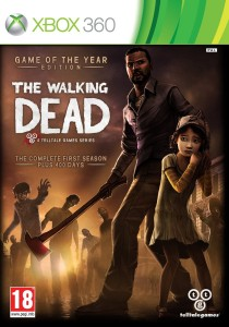 The Walking Dead GOTY XBOX 360