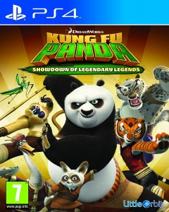 Kung Fu Panda: Showdown of Legendary PS4