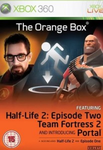 The Orange Box:Half Life 2 Używana XBOX 360