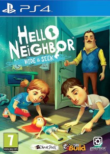 Hello Neighbor Hide & Seek PL PS4