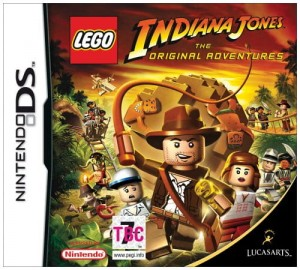 Lego Indiana Jones  DS