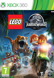 Lego Jurassic World  PL  XBOX 360