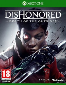 Dishonored: Death of the Outsider PL XBOX ONE