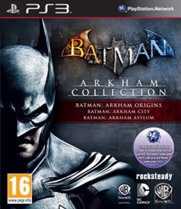 Batman:Arkham Collection PL PS3