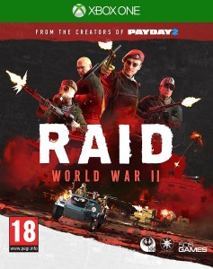 RAID World War II + DLC XBOX ONE