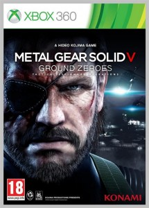 Metal Gear Solid: Ground Zeroes Używana XBOX 360