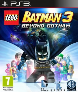LEGO Batman 3 PL PS3