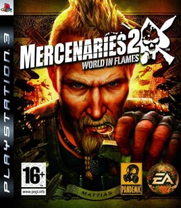 Mercenaries 2: World in Flames Uzywana PS3