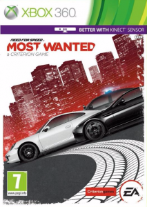 Need for Speed: Most Wanted Używana XBOX 360