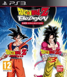 Dragon Ball Z HD Collection PS3